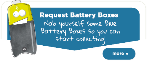 Request battery boxes